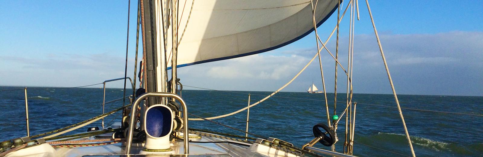 RYA Yachtmaster coastal waypoint amsterdam sailing school